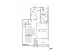 新宿区大久保-1LDK公寓大厦