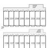 1K Apartment to Rent in Setagaya-ku Layout Drawing