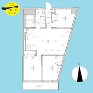 3LDK {building type} in Nerima - Nerima-ku Floorplan