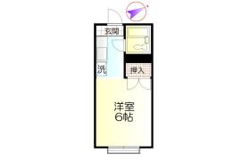 日野市 - 南平 公寓 1R