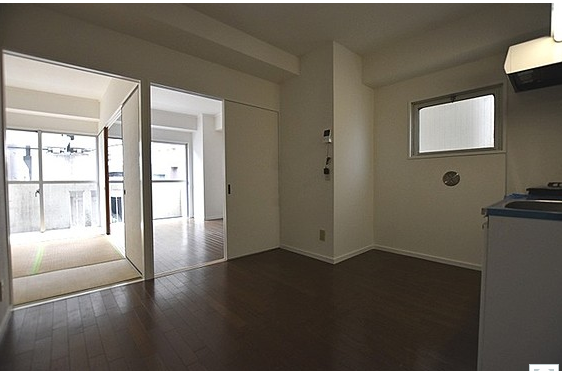 2SDK Apartment to Buy in Arakawa-ku Living Room