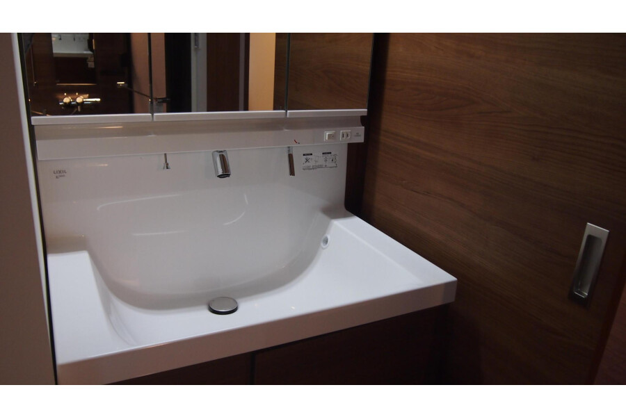4LDK Apartment to Buy in Ota-ku Washroom