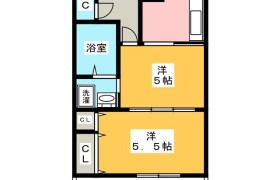 2K {building type} in Nakagofukumachi - Fukuoka-shi Hakata-ku