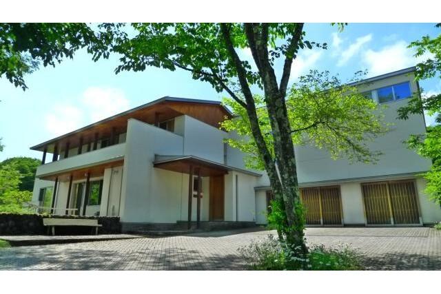 在Kitasaku-gun Karuizawa-machi购买3LDK 独栋住宅的 户外