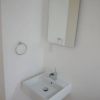 1R Apartment to Rent in Meguro-ku Washroom
