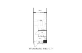 1R Mansion in Honan - Suginami-ku