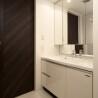 在丰岛区内租赁3LDK 公寓大厦 的 盥洗室