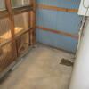 1LDK Terrace house to Buy in Osaka-shi Sumiyoshi-ku Balcony / Veranda