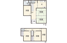 6K House in Shimizuarai - Nakakoma-gun Showa-cho