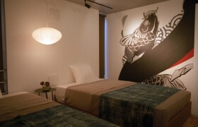 1LDK Apartment in Sanno - Ota-ku