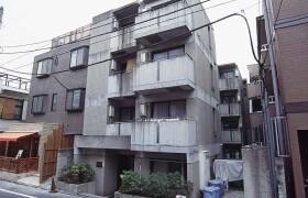 新宿區早稲田鶴巻町-1K公寓