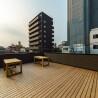 1LDK Apartment to Rent in Taito-ku Balcony / Veranda