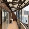 2LDK Apartment to Rent in Chiba-shi Chuo-ku Balcony / Veranda