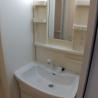 2SLDK Apartment to Rent in Ota-ku Washroom