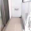 1K Apartment to Rent in Sumida-ku Balcony / Veranda