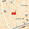 1LDK マンション 中野区 地図