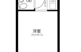 1R Apartment in Kikuna - Yokohama-shi Kohoku-ku