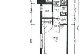 福岡市中央区大名-1K{building type}
