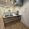 1LDK Apartment to Buy in Chiyoda-ku Kitchen