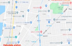 1R {building type} in Miyamaecho - Hakodate-shi