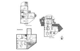 4LDK House in Higashigotanda - Shinagawa-ku