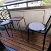 1LDK Apartment to Rent in Nikko-shi Balcony / Veranda