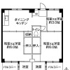 3DK Apartment to Rent in Yokosuka-shi Floorplan