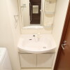 1K Apartment to Rent in Yokohama-shi Naka-ku Washroom