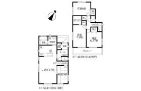 4LDK House in Ojimashinden(shihogaoka) - Tsukubamirai-shi