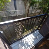 1K Apartment to Rent in Hino-shi Balcony / Veranda
