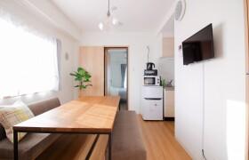 新宿區大京町-1LDK公寓大廈