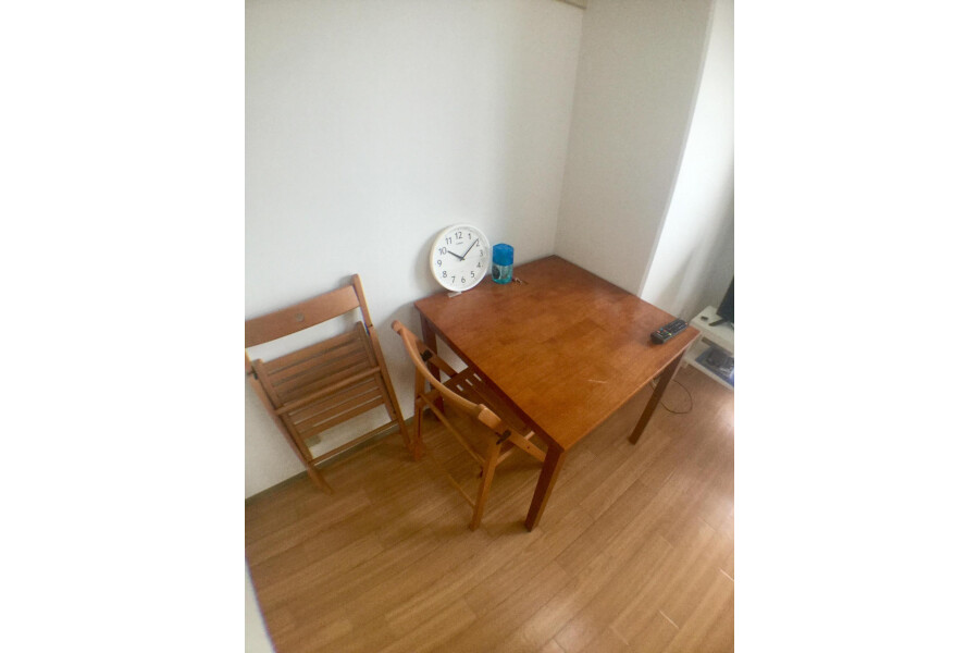 1K Serviced Apartment to Rent in Ebina-shi Other Equipment