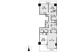 4LDK Apartment in Shinanocho - Yokohama-shi Totsuka-ku