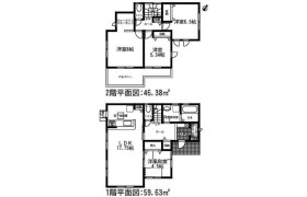 4LDK House in Tametocho - Toyokawa-shi
