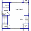 2LDK House to Rent in Itabashi-ku Floorplan