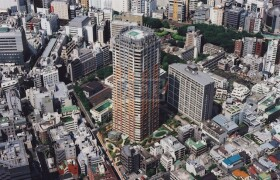 3LDK {building type} in Shibuya - Shibuya-ku