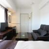 在京都市下京区内租赁1K 公寓大厦 的 内部