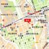在港区内租赁2LDK 公寓大厦 的 Access Map