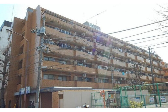 1DK Apartment to Rent in Nerima-ku Exterior