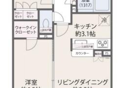 2LDK {building type} in Yotsugi - Katsushika-ku