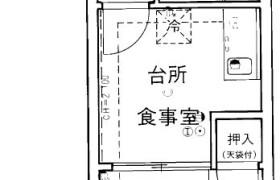 福岡市中央区 舞鶴 1DK {building type}
