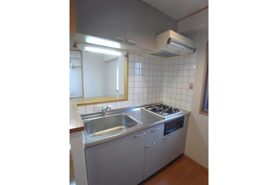 1LDK Apartment to Rent in Nakano-ku Interior
