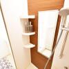 在江東區內租賃1K 公寓大廈 的房產 浴室