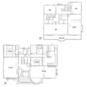 6LDK House in Asadahirako - Nisshin-shi Floorplan