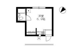 1R Apartment in Higashioi - Shinagawa-ku