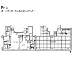澀谷區東-2LDK公寓 房間格局