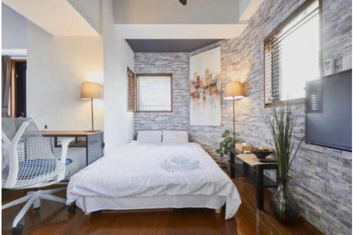 1DK Apartment to Buy in Minato-ku Bedroom