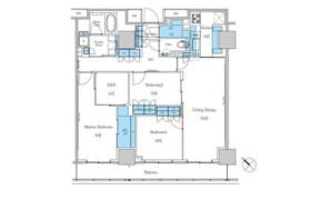 北区滝野川-3SLDK公寓大厦