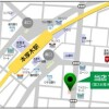 1K Apartment to Rent in Atsugi-shi Access Map