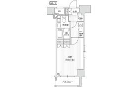 1K Mansion in Sasazuka - Shibuya-ku